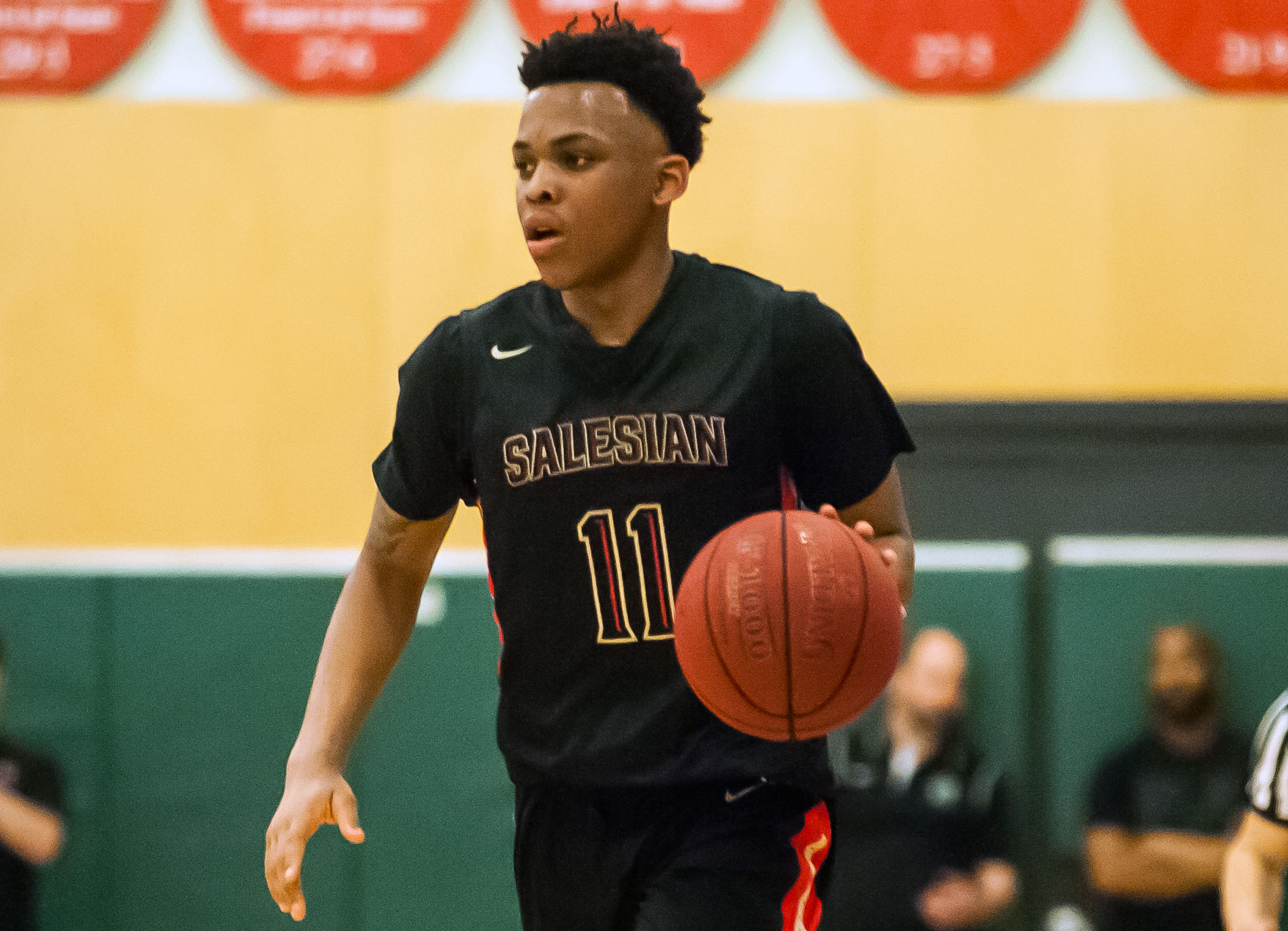 James Akinjo, Salesian