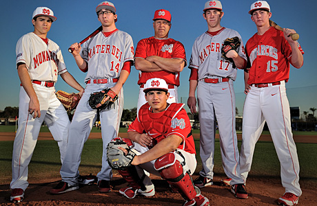 Mater Dei rattled off four straight wins to take home the NHSI title and moved to No. 4 in this week's rankings.