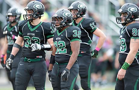 Glenbard West made it back into the rankings this week after winning the Illinois 7A state title.