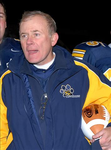 Chuck Kyle has led St. Ignatius (Ohio) into the Xcellent 25.