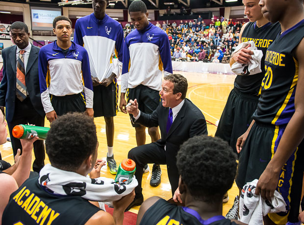 Head coach Kevin Boyle and Montverde Academy dominated teams from Florida, Pennsylvania and North Carolina over the weekend to win the Montverde Academy Invitational.