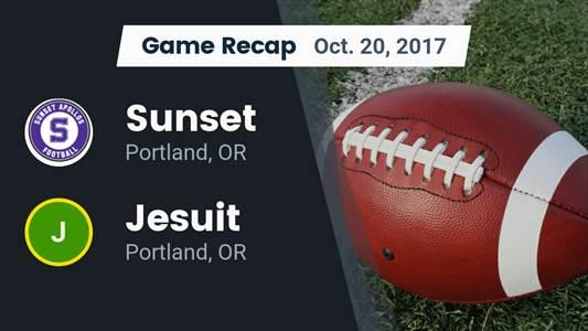 Football Game Preview: Jesuit vs. Lake Oswego