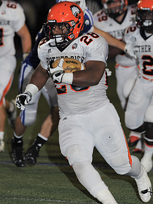 Brian Walker, Brother Rice