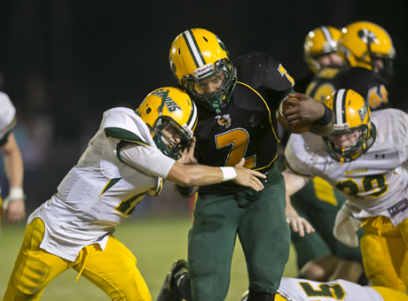 The long road to a national rushing record should be completed tonight. But Derrick Henry's influence on Yulee, and vice-versa, might not ever end.
