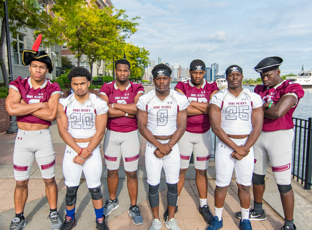 St. Peter's Prep expects defense to be the ticket to New Jersey supremacy this season.