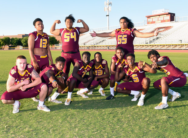 Mountain Pointe seeks to avenge a title-game loss to Chandler with a state title this season.