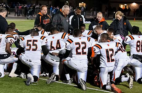 Clairton has the nation's longest current winning streak at 62 games. Friday the Bears will try to extend the streak by adding a fourth-straight state championship.