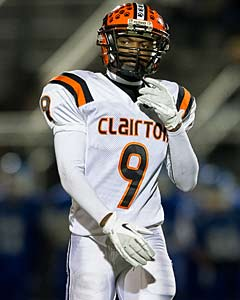 Robert Boatright, Clairton