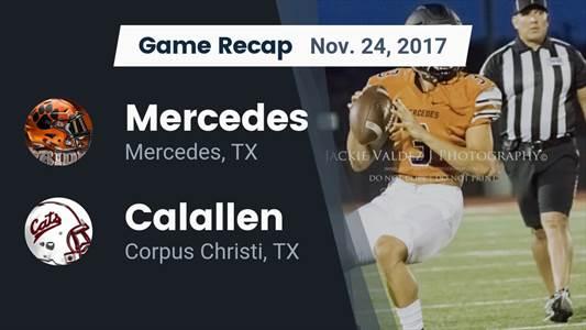 Football Game Recap: Calallen vs. Tivy