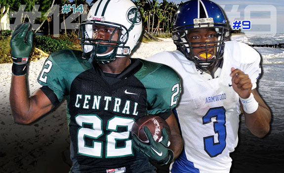 Central and Armwood are playing for Florida state titles for the second-straight year. This edition will be against each other.