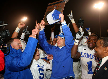 Lompoc is gunning for a third-straight section title, and is certainly motivated after being skipped-over for a State Bowl Game spot last season.