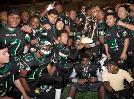 Narbonne seeks to repeat as LA City Section champs, and this season perhaps move on to a Regional Bowl Game.