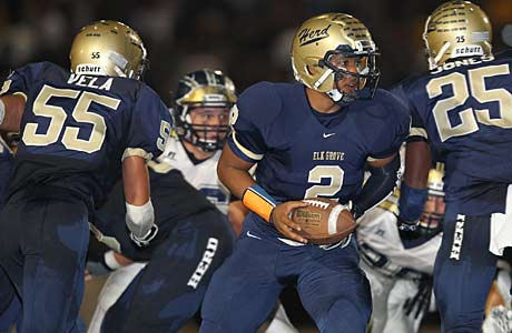 Elk Grove has become a mainstay at the No. 1 position in the Sac-Joaquin Top 25 Football Rankings.