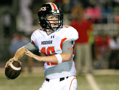 Connor Short and Hoover made a huge leap in the South region.
