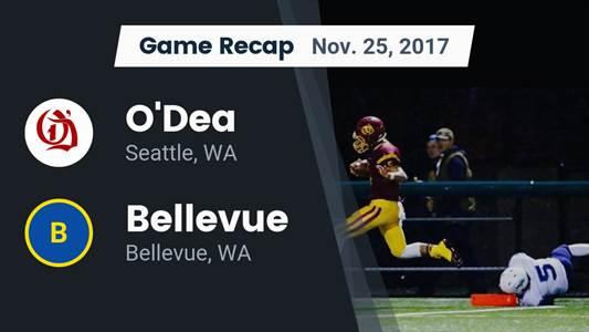 Football Game Recap: O'Dea vs. Rainier Beach