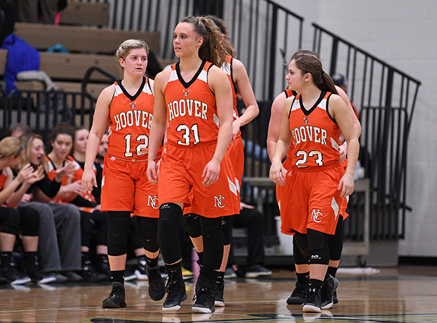 North Canton Hoover is one of the final 16 teams in Division I.