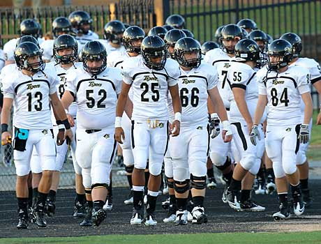 Bentonville charges into the Top 25.