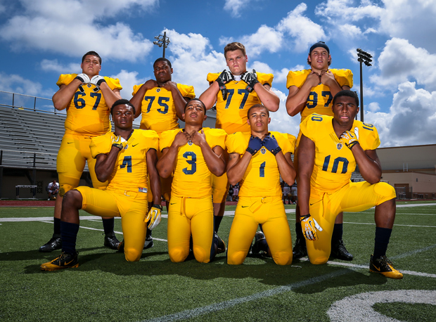 St. Thomas Aquinas enters this season as the top-ranked team in the South region.