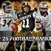 MaxPreps Southern California Top 25 High School Football Rankings