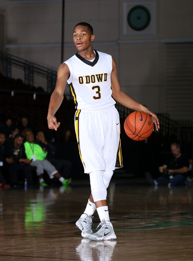 Bishop O'Dowd junior point guard Paris Austin is turning into a major Division I recruit.