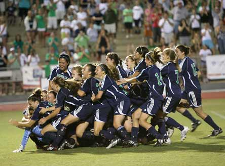 No. 14 Leesville Road hopes to win another North Carolina state title, just like the 2009 team.