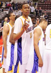 Jabari Parker has helped lead Simeon to back-to-back state championships.