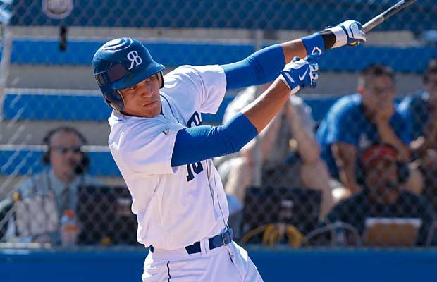 Alex Jackson hit .343 and belted 14 home runs as a junior at Rancho Bernardo.