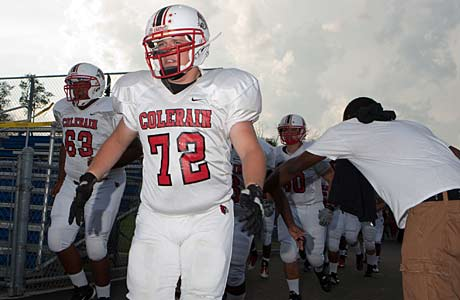 Colerain moved into the No. 1 spot in the Midwest following last week's close victory over Elder (Cincinnati).