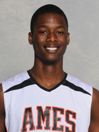 Harrison Barnes won his final 53 games at Ames High School in Iowa.