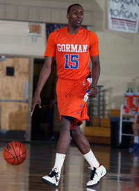 Shabazz Muhammad led Bishop Gorman to three state titles in four years.