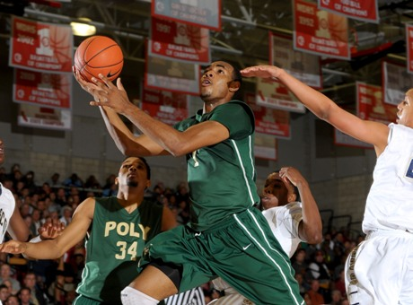 Roschon Prince and Long Beach Poly didn't have a great shooting night. But they forced enough turnovers to defeat St. John Bosco.