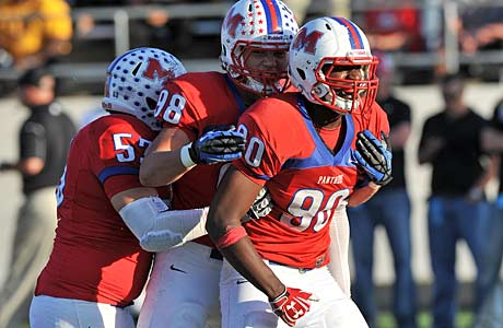 Midway won a big playoff game against Abilene, which brought the Panthers to No. 5 in the Southwest rankings.