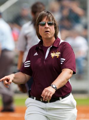 Carrie Austgen, Deer Park - MaxPreps National Softball Coach of the Year.