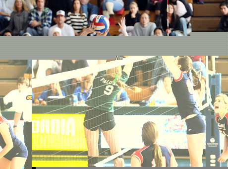 No. 4 Palo Alto and No. 22 Marymount met in the California state title match last season. Both are contenders to get back this season.