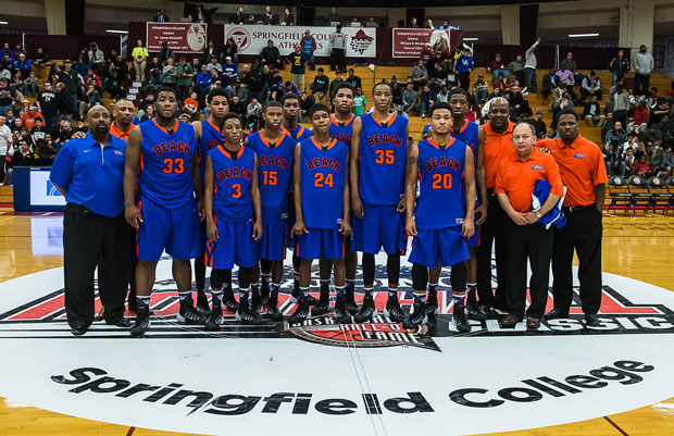 Rainier Beach survived a tough stretch of three games in four days over the weekend, including a victory over Bishop O'Connell at the Spalding Hoophall Classic in Massachusetts.