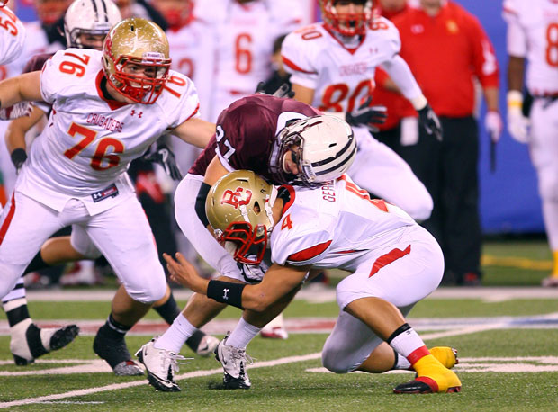 Bergen Catholic and Don Bosco Prep tangled in the NJSIAA Non-Public Group 4 Final, and they renew the rivalry this week.