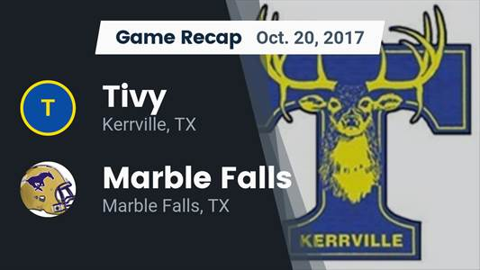 Football Game Preview: Tivy vs. Crockett