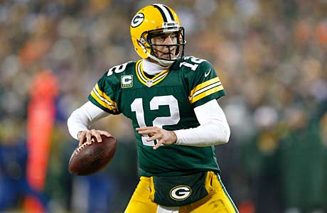 Aaron Rodgers of the Green Bay Packers went to Pleasant Valley High (Chico).