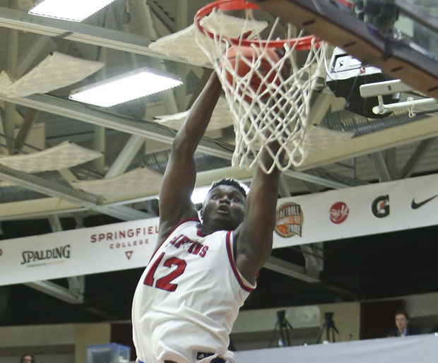 Zion Williamson finished off his prep career with a third straight title for Spartanburg Day on Saturday.