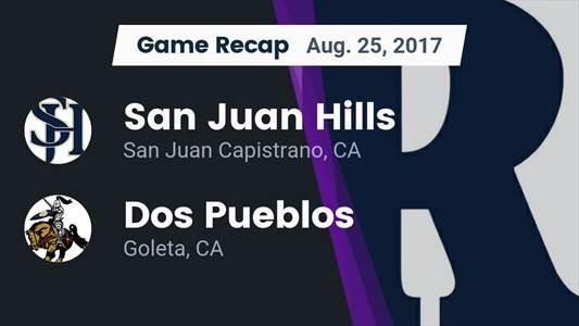 Football Game Preview: Dos Pueblos vs. Gahr