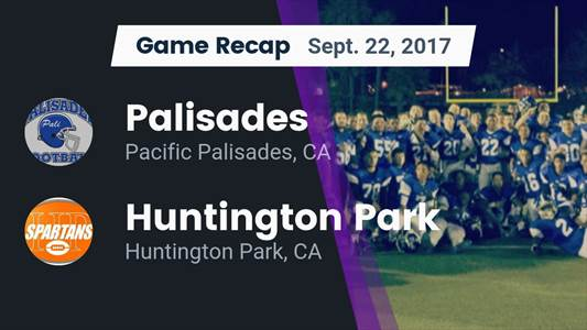 Football Game Preview: Vincent Memorial vs. Huntington Park
