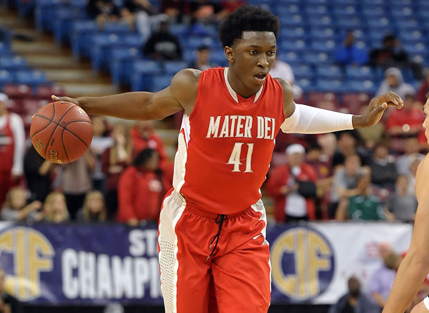 Mr. Las Vegas? Stanley Johnson opened the 2014 Tarkanian Classic on Wednesday night with a 42-point performance.