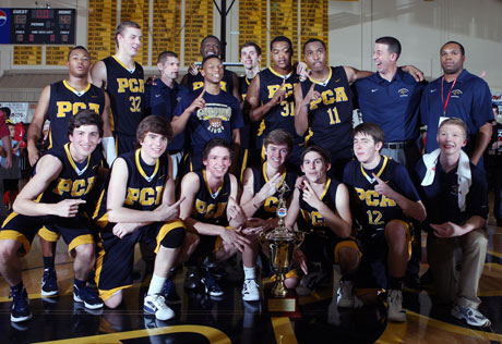 Prestonwood Christian knocked off fellow Dallas-Fort Worth area power Grace Prep in the 2011 City of Palms Classic final.