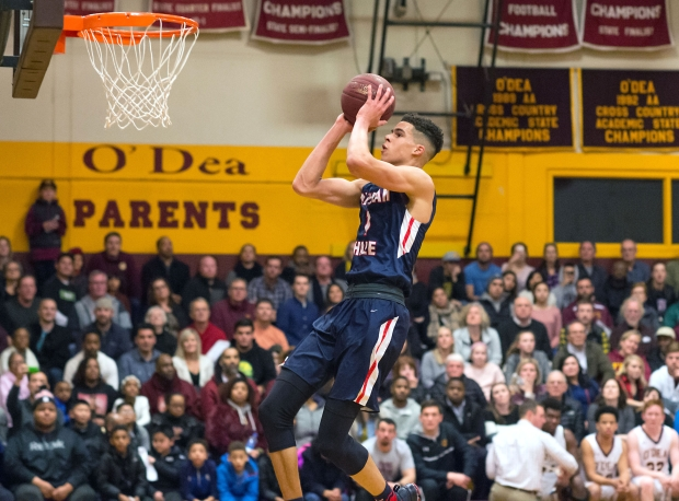 Michael Porter Jr. might go down as the greatest high school basketball player in Washington history despite playing just one season in the Evergreen State.