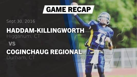 Football Game Preview: Haddam-Killingworth vs. Valley Regional/Old Lyme