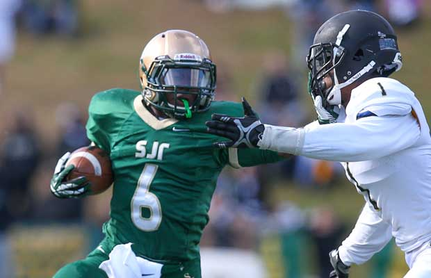 Sherman Alston and St. Joseph Regional notched another big win this weekend.