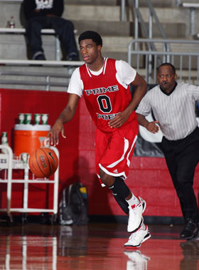 Emmanuel Mudiay is headed to SMU.