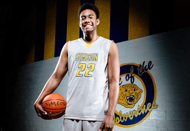 Jabari Parker of No. 11 Simeon will make his highly anticipated college decision Dec. 20. Many analysts believe it is a two-horse race between Duke and Michigan State.