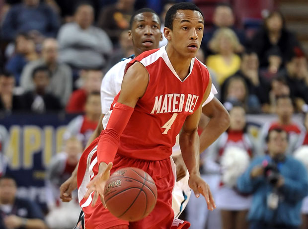 Elijah Brown is averaging 23.8 points per game for No. 8 Mater Dei, which is headed to the Tarkanian Classic in Las Vegas this week.