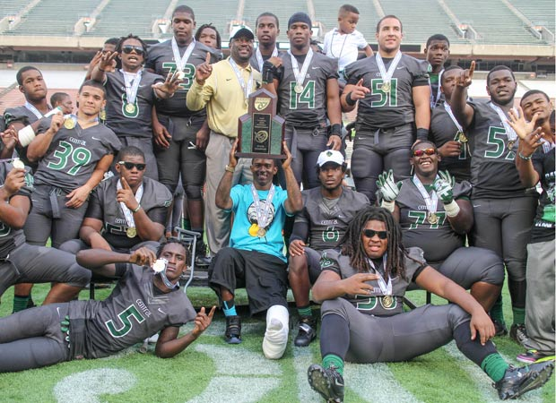 Central Rockets, 2013 Florida Class 6A champions